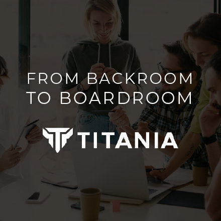 From Backroom To BoardRoom